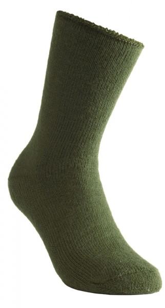 grün - Woolpower Socke 600