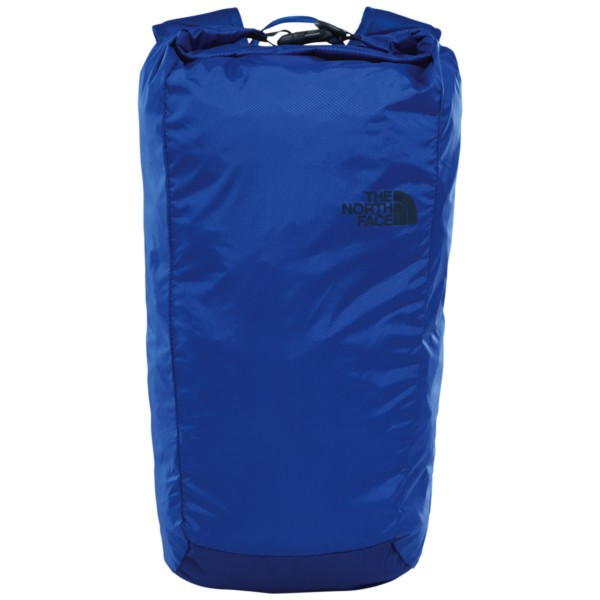 brit blue/urban navy - The North Face Flyweight Rolltop