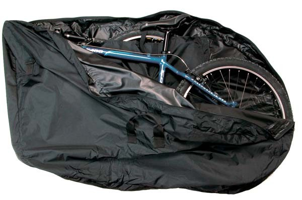 Bach Bike Transportation Bag black