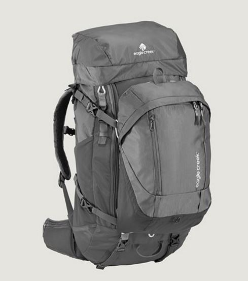 Eagle Creek Deviate Travel Pack 60 W graphite