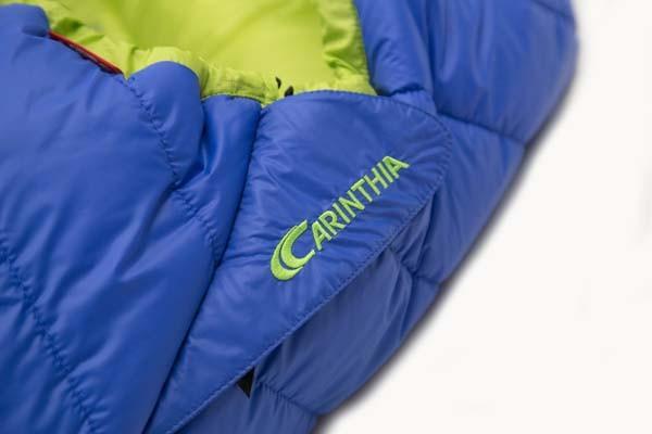 Detailbild 1 - Carinthia G180 L lime-blue