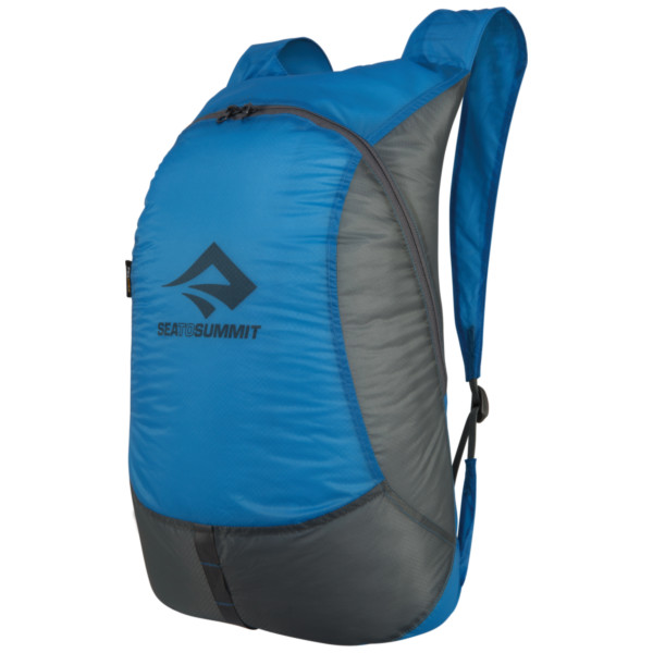 Sea to Summit Travelling Light Ultra-Sil Day Pack pacific blue