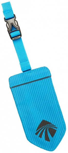 brilliant blue - Eagle Creek Reflective Luggage Tag