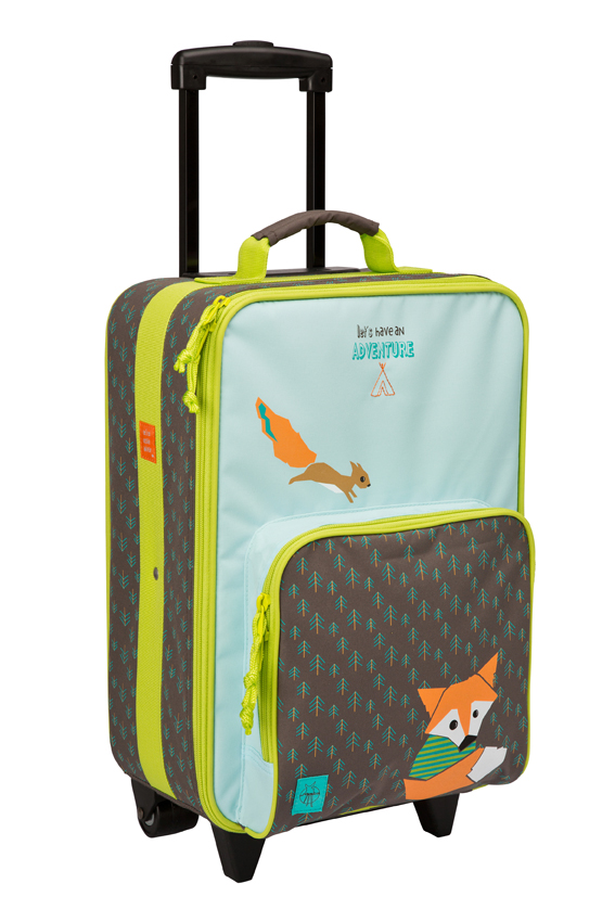 Lässig 4Kids Trolley little tree fox