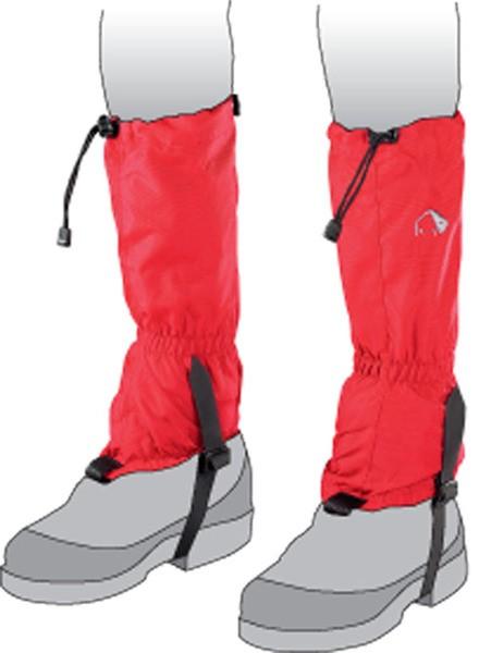 red - Tatonka Gaiter 420 HD Junior