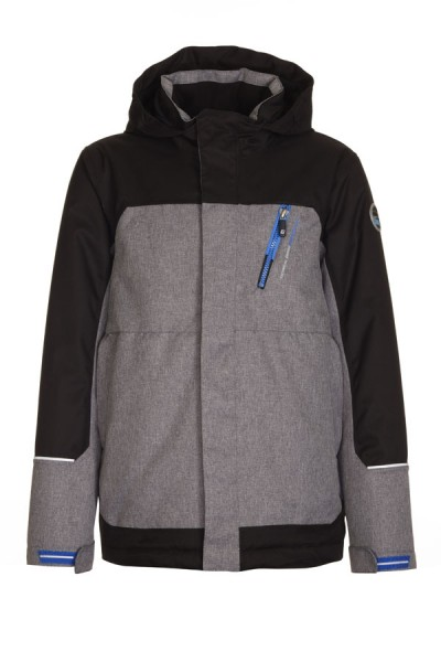 schwarz - Killtec Nevil Jr Outdoorjacke