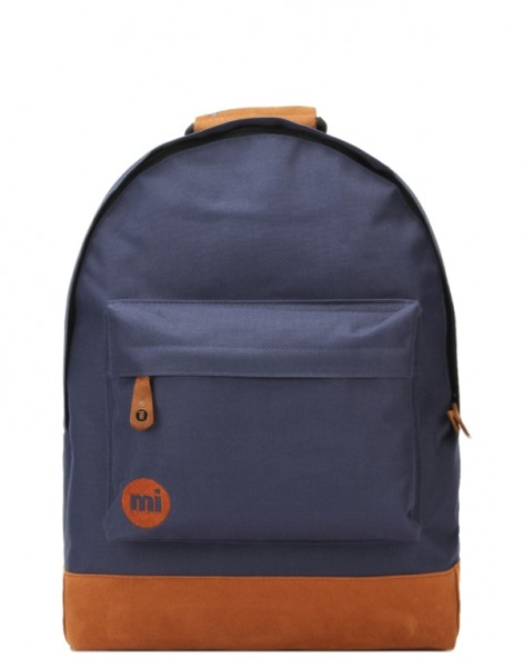 navy - Mi-Pac Backpack Classic