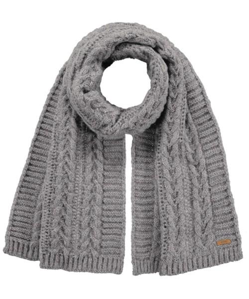 heather grey - Barts Anemone Scarf