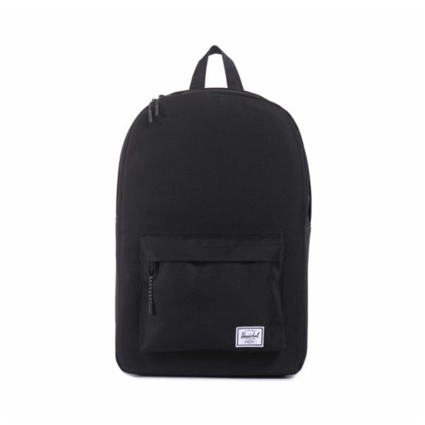 black - Herschel Classic Mid-Volume Backpack