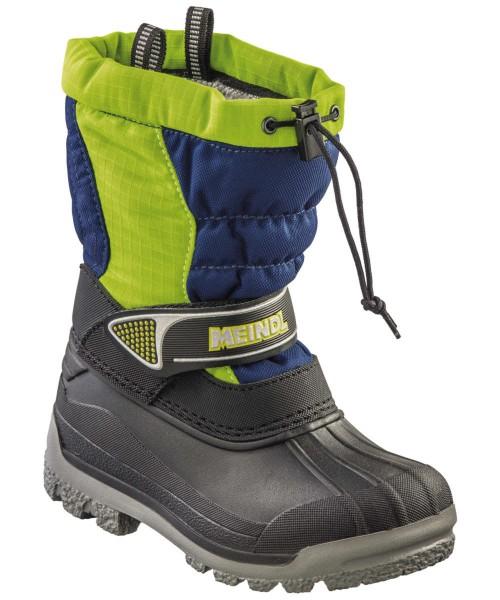 grün/blau - Meindl Snowy 3000
