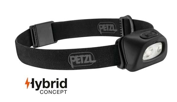 schwarz - Petzl Tactikka +RGB