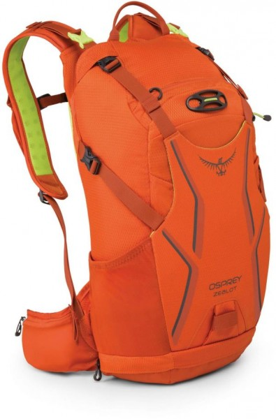 atomic orange - Osprey Zealot 15