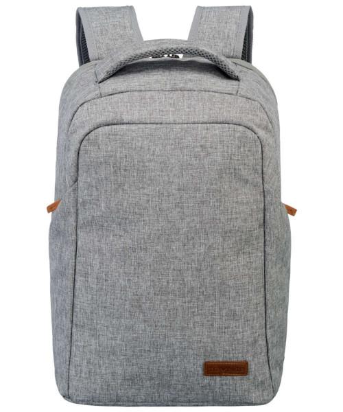 hellgrau - Travelite Basics Safety Rucksack