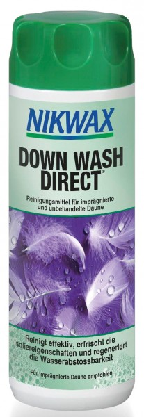 Nikwax Down Wash Direct, 300ml