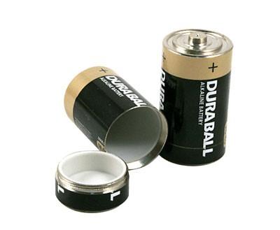 - Basic Nature Undercover Batterie, 2 Stück