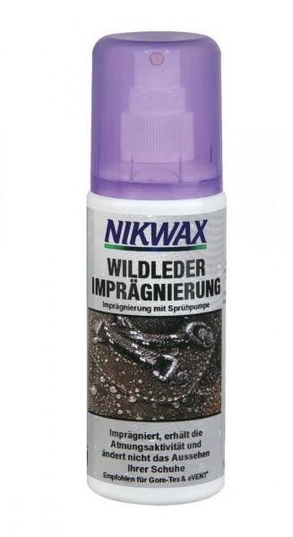 Nikwax Nubuk und Suede Wildleder-Imprägnierung Spray 125 ml