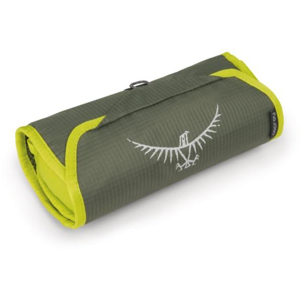 electric lime - Osprey Ultralight WashBag Roll