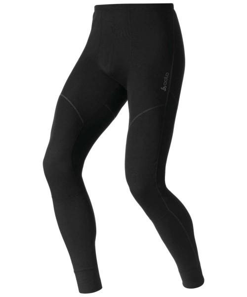 black - Odlo Men Pants X-Warm