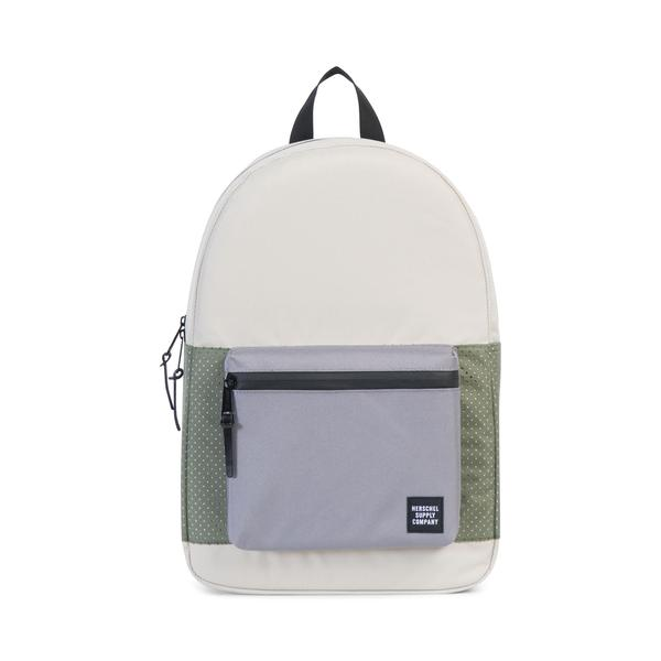 Herschel Settlement Backpack pelican/deep lichen green/black