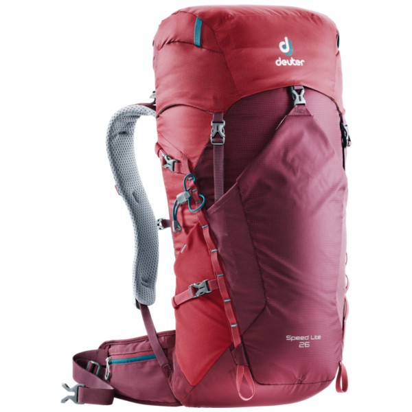 maron-cranberry - Deuter Speed Lite 26