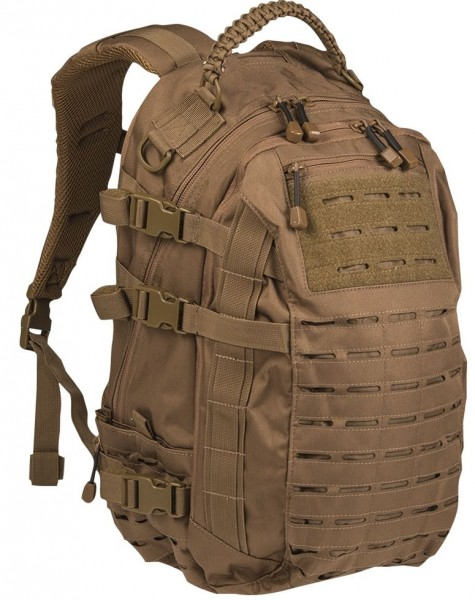 dark coyote - Mil-Tec Mission Pack Laser Cut LG