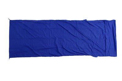 royalblau - Basic Nature Mischgewebe Inlett Deckenform