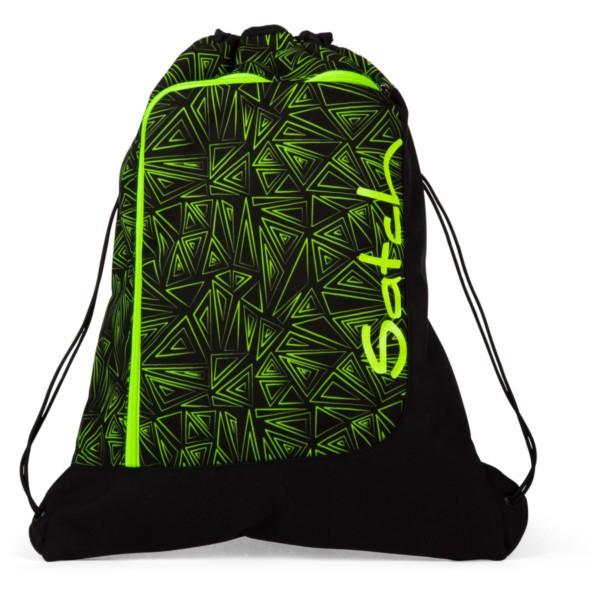 green bermuda - Satch Sportbeutel