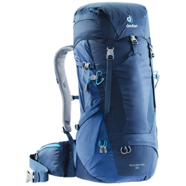 midnight-steel - Deuter Futura Pro 36
