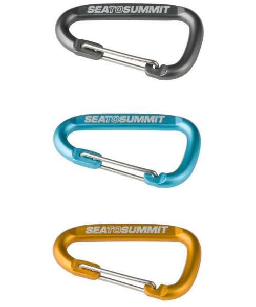 Sea to Summit Accessory Carabiner 3 Pack