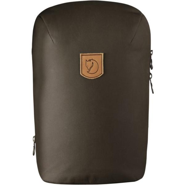 dark olive - Fjällräven Kiruna Backpack Small