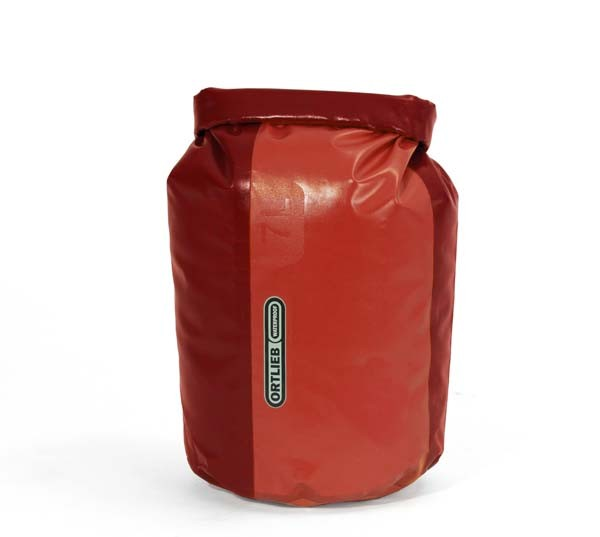 cranberry-signalrot - Ortlieb Packsack PD350, 7 L, ohne Ventil