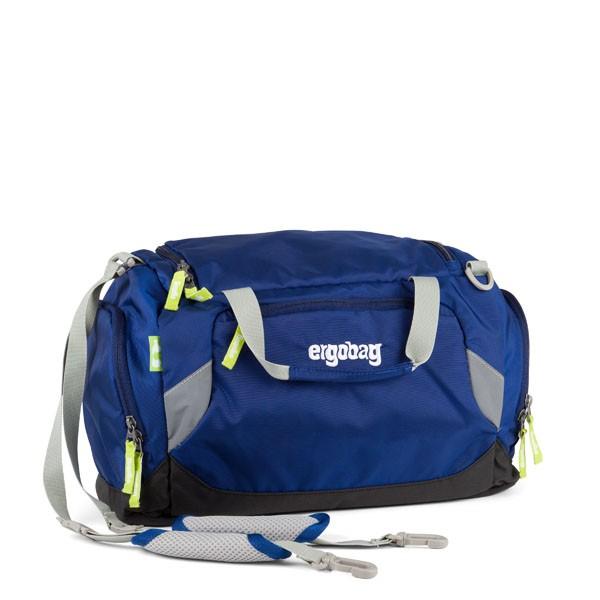 SchlauBär (blau) - ergobag Sporttasche Auslaufmodell
