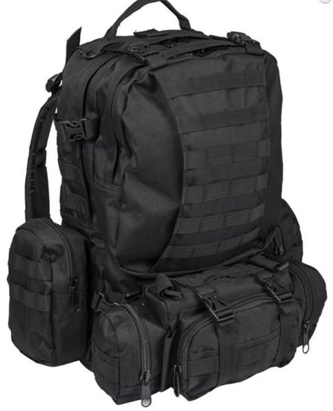 schwarz - Mil-Tec Defense Pack Assembly