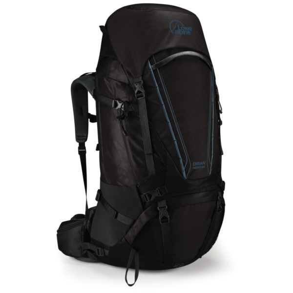 anthracite - Lowe Alpine Diran ND 55:65