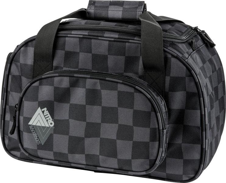 Nitro Duffle Bag XS checker