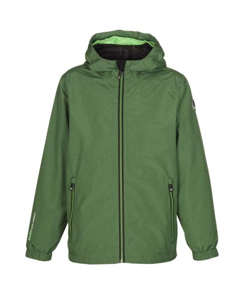 dunkelgrün - Killtec Florio Jr Outdoorjacke