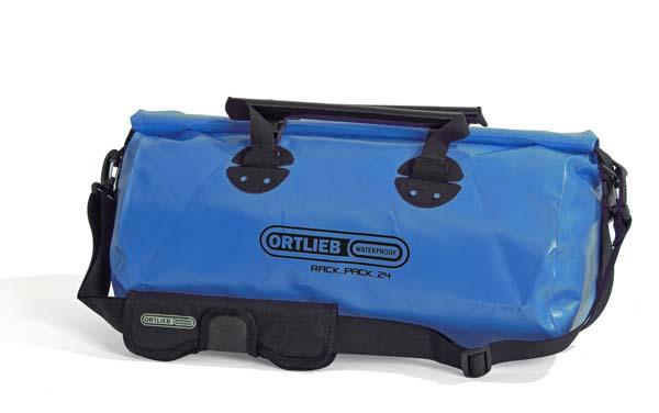 Ortlieb Rack-Pack S ozeanblau S