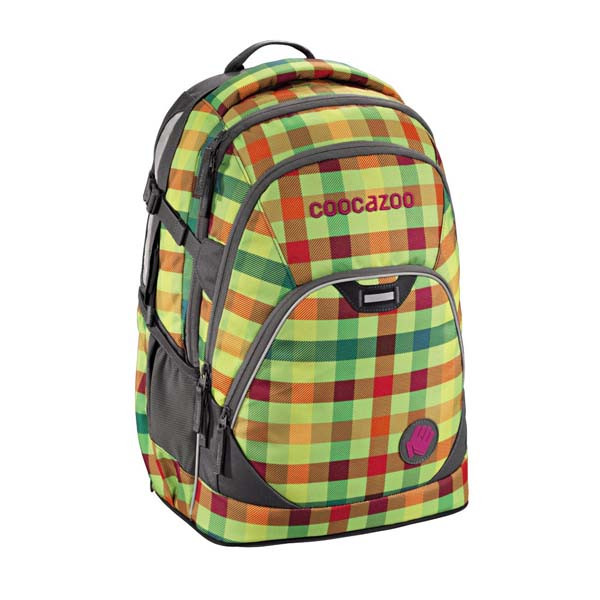 Hip To Be Square Green - Coocazoo EvverClevver 2