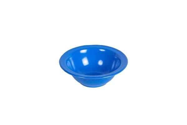blau - Waca Melamin Schüssel klein, Durchmesser 16,5 cm