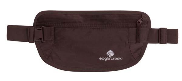 mocha - Eagle Creek Undercover Money Belt