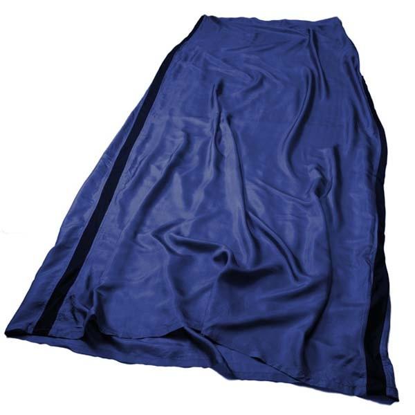 navy blue - Sea to Summit Premium Silk Liner Traveller (with Pillow slip)