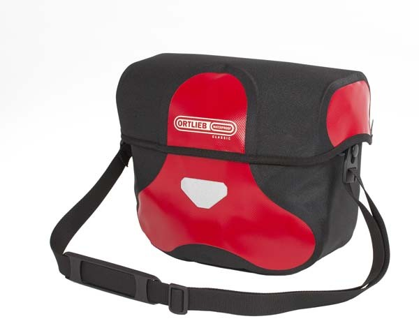 rot-schwarz - Ortlieb Ultimate6 M Classic