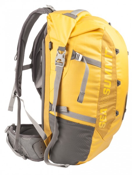 yellow - Sea to Summit Flow Drypack 35 L