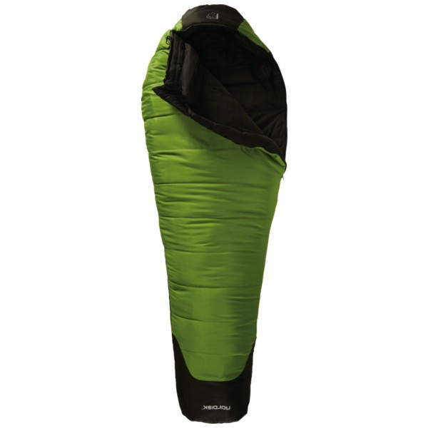 Nordisk Puk -2° XL peridot green/black