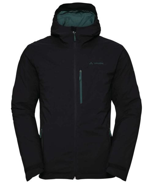 black/eucalyptus - Vaude Men Carbisdale Jacket