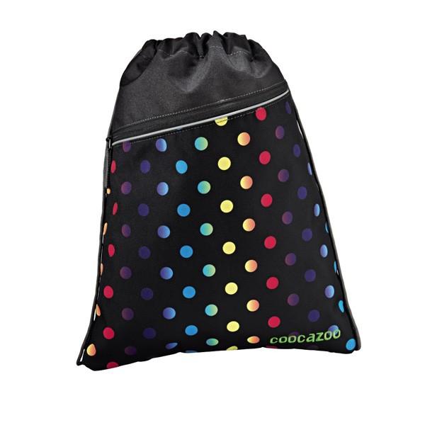 magic polka colorful - Coocazoo RocketPocket