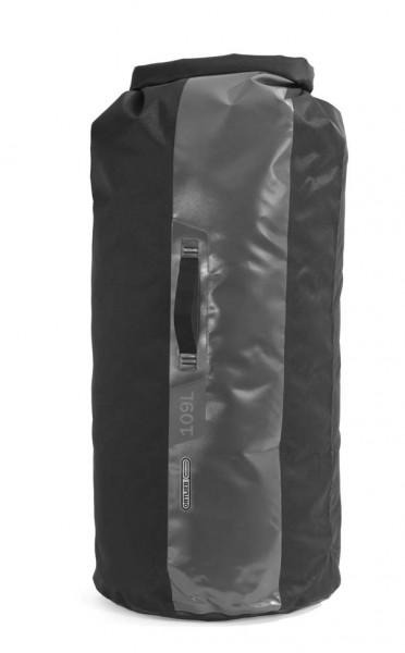 schwarz-dunkelgrau - Ortlieb Packsack PS490, 109 L, ohne Ventil