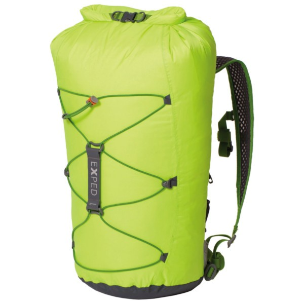 lime-green - Exped Cloudburst 25