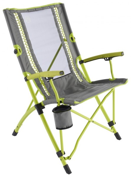 - Coleman Bungee Chair lime