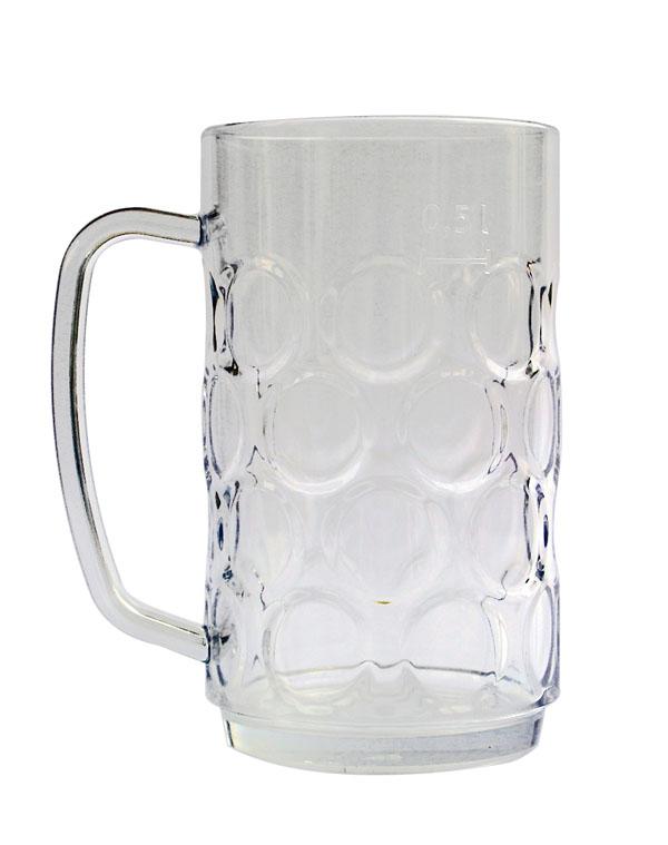 Waca Bierkrug San 0,5 Liter